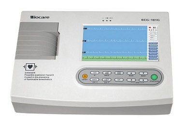 Ecg Machine Single Channel Nsl 101g Biocare China