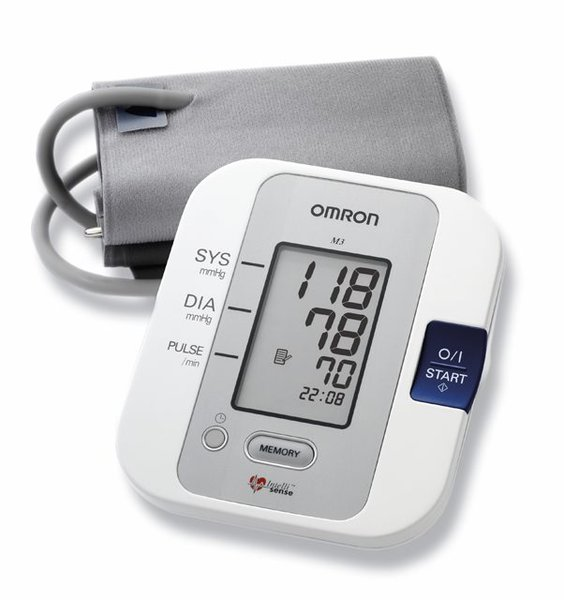 Omron – Digital B.P Apparatus Uper Arm M3