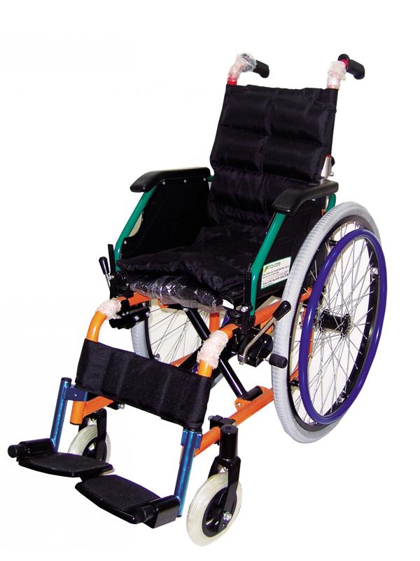Manual Wheel Chair Nsl980l 35 Noorani Surgical