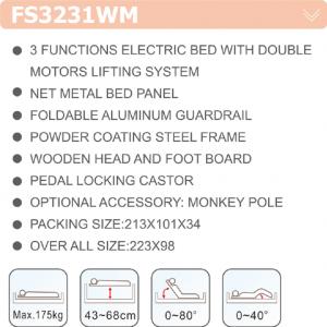 NSL3231WM