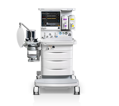 Mindray Anesthesia Machine With 02 Vaporizer - NSL Wato EX65 Pro